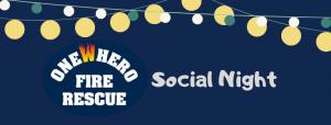 Onewhero Fire Brigade Social Night @ Onewhero Fire Station | Onewhero | Waikato | New Zealand