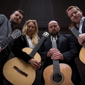 New Zealand Guitar Quartet @ OSPA Theatre   Onewhero   Waikato   New Zealand