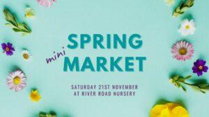 Spring Market @ River Road Nursery